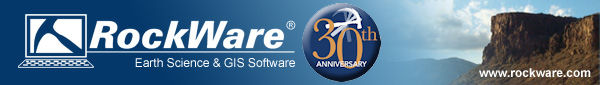 RockWare Inc Earth Science and GIS Software