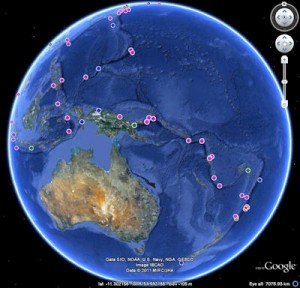 Earthquakes Oct 2011