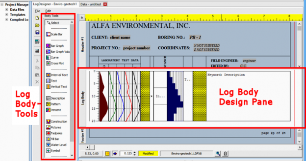 RockWare Software: LogPlot