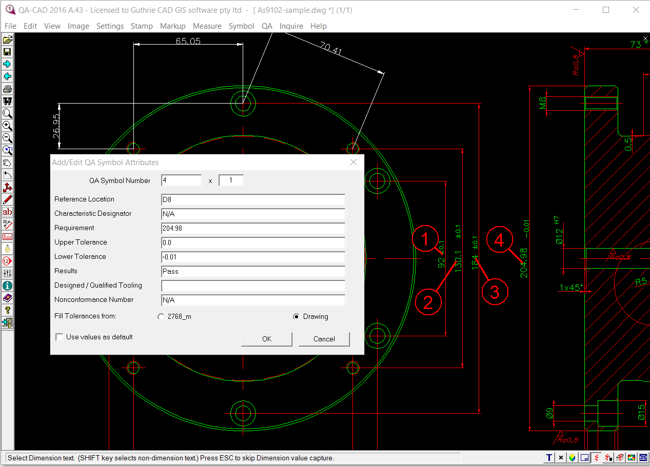 CAD Viewer AS9102 software