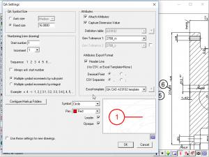 CAD Viewer, CAD Markup, SymbolCAD, and QA-CAD