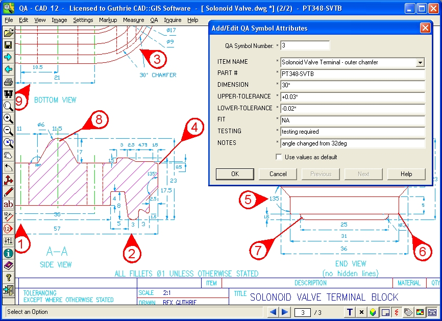 QA-CAD sold by RockWare