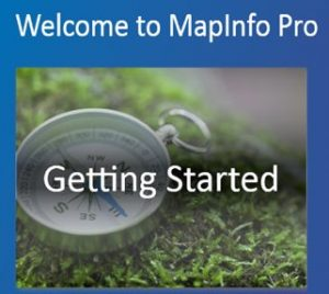 MapInfo Professional v.17